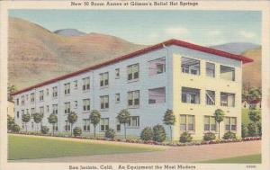 California San Jacinto New 50 Room Annex At Gilmans Relief Hot Springs