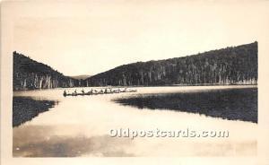 Canoe Rowing Unused