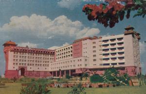NEW DELHI, India, 1950-60s; Ashoka Hotel