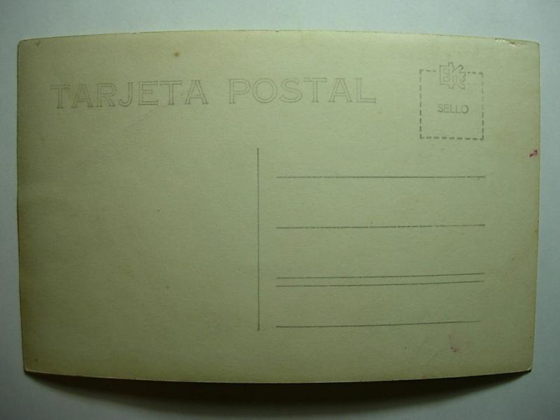 Vintage rppc HOTEL RANCHO TELVA in Taxco Mexico Postcard y8348