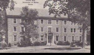 Maine Orono Colvin Hall University Of Maine Albertype