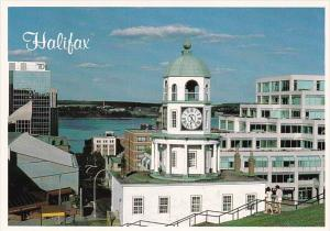 Canada Nova Scotia Halifax Old Town Clock