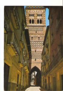 Postal 022879 : Torre del Salvador, Teruel