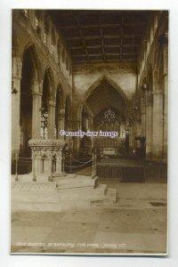 Ju897 - Boston - St Botolphs Church - Judges postcard 15117