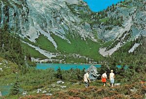 Holden Lake - Washington