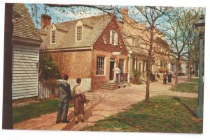 Williamsburg VA Margaret Hunter Shop Colonial Virginia