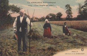 Farmers , LA NORMANDIE PITTORESQUE , France , 00-10s