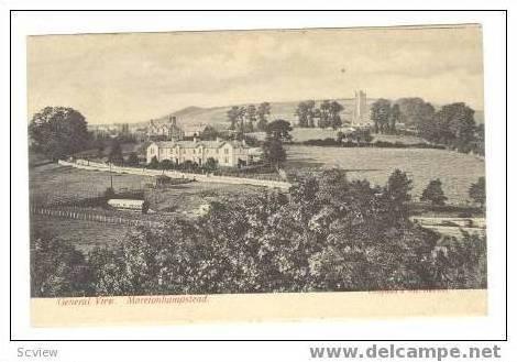 Moretonhampstead, UK, PU 1905