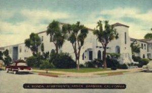 La Ronda Apartments - Santa Barbara, CA