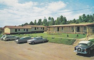 GLORIETA , New Mexico, 50-60s ;Pine Lodge, Baptist Assembly