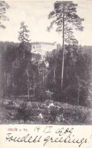 ORLIK n. Vlt. , Czech Republic , PU-1909