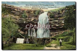 Old Postcard Valley of The Hedgehog Jump Girard