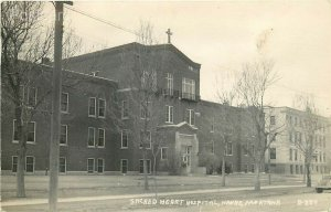 MT, Havre, Montana, Sacred Heart Hospital, No. B-889, RPPC