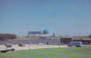 The Clinton Power Station Clinton Illinois