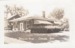 RP; COBOURG, Ontario, Canada , 1930-40s; Marie Dressler House