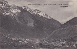 Les Fourneaux, Vue Generale, MODANE-GARE (Savoie), France, 1900-1910s