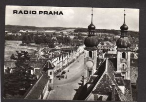 Czechoslovakia Prague Radio CSSR Praha Postcard Czech Republic Carte Postale