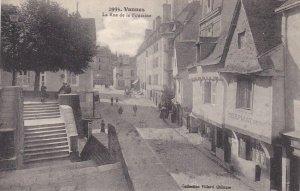 VANNES, Morbihan, France, 1900-1910's; La Rue de la Fontaine