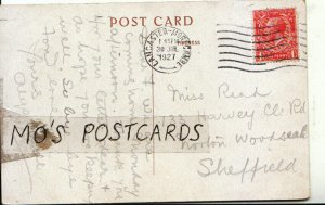 Genealogy Postcard - Greenwood - Wadsworth - Hebden Bridge - Ref  9018A