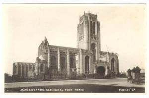 RP, Liverpool Cathedral From North, England, UK, PU-1960