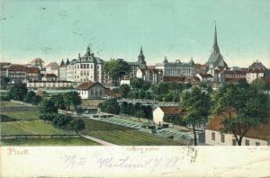 Czech Republic Plzeň Celkovy pohled 02.57