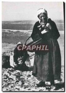 Modern Postcard Normandy D & # 39Autrefois fisherwomen hulls of fishing Woman