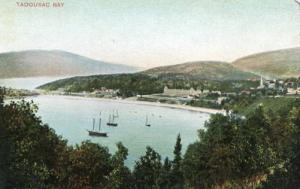 Canada - Quebec, Tadousac Bay