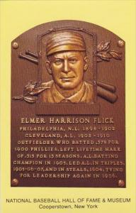 Elmer Harrison Flick Baseball Hall Of Fame & Museum Cooperstown New York