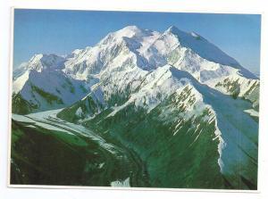 Alaska Mt Mc Kinley Oversize IMP Postcard