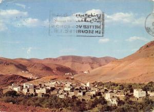 Morocco Agadir Douar Aguerd n'tzek Ida Ougnidif Panorama