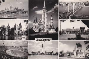 RP: BUDAPEST , Hungary , 40-60s