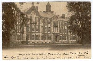 Northampton, Mass, Seelye Hall, Smith College