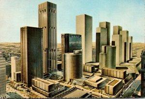 Texas Houston Downtown Houston Center
