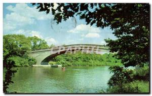 Old Postcard Genesee Valley Park Rochester NY Genesee River And The Beautiful...