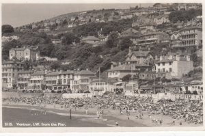 RP: VENTNOR , I.W. , 1950s ; from the pier