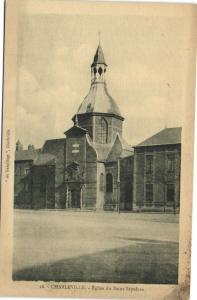 CPA  Charleville -Église du Saint-Sépulcre  (173899)