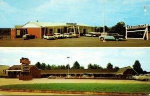 North Carolina Hickory Mull's Motel & Restaurant