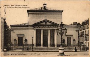 CPA PARIS 17e-Eglise  Sainte Marie des Batignolles (322456)