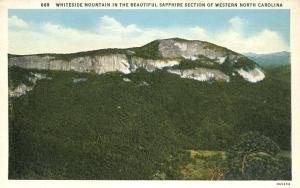 Whiteside Mountain in Sapphire Section Western North Carolina WB