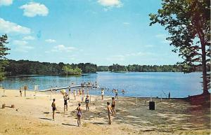 Beach at Cottonwood Baptist Camp & Conference Center Groton