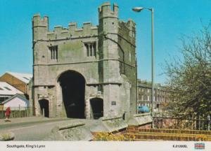 Southgate Kings Lynn 1970s Mint Postcard