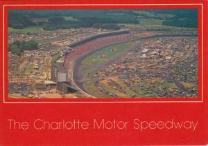 Charlotte Motor Speedway Race car track , North Carolina , 60-70s