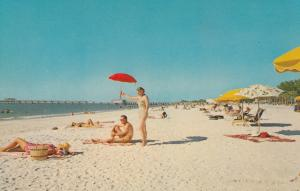 CLEARWATER , Florida , 50-60s ; Beach