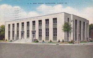 Kansas Hutchinson U S Post Office 1955