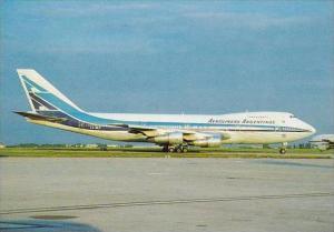 Aerolineas Argentinas Boeing 747