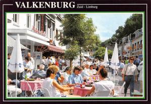 Netherlands Valkenburg Zuid-Limburg, terrase