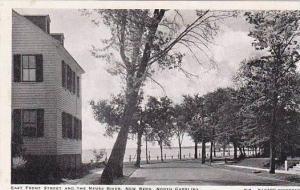 North Carolina New Bern East Front Street &  The Neuse River