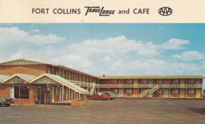 Classic Cars, Fort Collins Travelodge and Cafe, Fort Collins, Colorado, 40-60´s