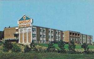 Wandlyn Motor Inn, Canada Road, Edmundston, New Brunswick, Canada, 40-60s