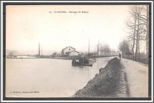 France, St Mihiel Dam of Maizey